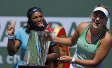 Азаренко обыграла Серену Уильямс в финале турнира в Индиан-Уэллсе