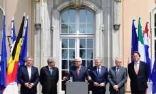 Министры иностранных дел ЕС призывают Британию скорее покинуть союз