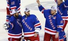 Ņujorkas 'Rangers' pēc 20 gadu pārtraukuma cīnīsies par Stenlija kausu
