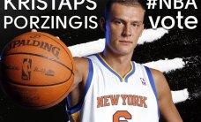 Cehs.lv: Latvieši metas jaunā stulbingā – Kristaps Porzingis #NBAVote