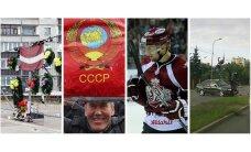 Zolitūdes traģēdijā – atbildīgie, propagandas inde Doņeckā, 'Dinamo' uzvara, šausminoša motocikla avārija