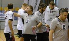 Latvijas handbolisti uzsāk gatavošanās posmu spēlēm pret Baltkrieviju
