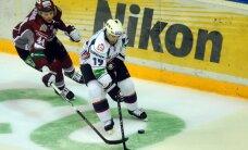 Юбиляр Цибульскис принес победу Латвии во втором матче с Данией
