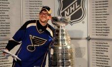 NHL izmaina komandu sadalījumu un izveido četras konferences