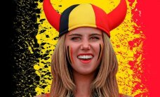 'Veiksmīgā' beļģu futbola fane sociālajā tīklā ievietotas bildes dēļ zaudē modeles karjeru