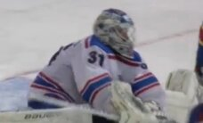 Video: Masaļskim nedēļas piektais skaistākais atvairītais metiens KHL