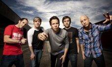 Grupa 'Simple Plan' uzstāsies koncertzālē 'Palladium'