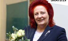 Семь латвийских политиков с прической Солвиты Аболтини