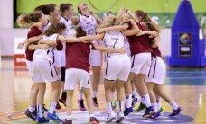 Latvijas U-16 basketbolistes nodrošina ceļazīmi uz nākamā gada pasaules čempionātu