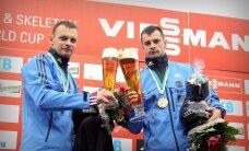 Latvijas bobslejistiem, skeletonistiem un kamaniņniekiem par sasniegumiem piešķirs 345 457 eiro