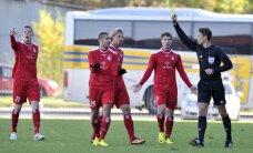 UEFA liek 'Skonto' līdz janvāra beigām apmaksāt parādus