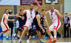 'Jelgavas' basketbolisti sagādā trešo zaudējumu bronzas medaļniecei 'Jēkabpilij'