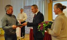 Aldis Čākurs atzīts par Latvijas labāko vieglatlētikas treneri