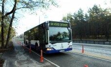 Sestdien Rīgā būs sabiedriskā transporta kustības ierobežojumi