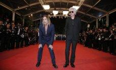 Foto: Džims Džārmušs un Igijs Pops Kannās prezentē jaunu filmu