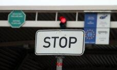 Rindās uz Latvijas-Krievijas robežas turpina gaidīt ap 300 kravas automašīnu