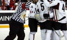 LHF valde apmierināta ar Latvijas hokeja izlases sniegumu