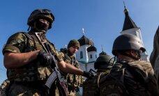 Kijevas spēcīgākais ierocis – 'Delfi' tiekas ar bataljona 'Azov' vīriem