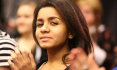Aminata Savadogo publisko savu 'eirodziesmu'