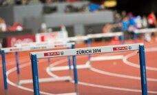 Sinčukovs labo Latvijas jauniešu rekordu 400 metru barjerskrējienā