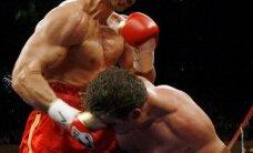 Vladimirs Kļičko izcīna otro pasaules čempiona titulu smagajā svarā