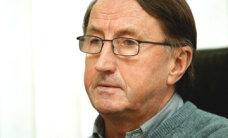 Lindstrēms tomēr varētu palikt Latvijas hokeja izlases galvenā trenera amatā