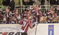Rīgas 'Dinamo' liek kapitulēt KHL labākajai aizsardzības komandai