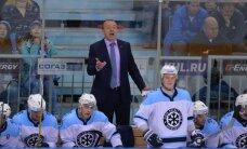 KHL noraida 'Sibirj' prasību anulēt Gagarina kausa spēles rezultātu