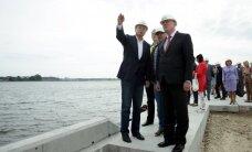 Valsts kontrole: 77 miljonu eiro ES naudas nākotne Krievu salas projektā ir neskaidra