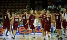 Latvijas basketbolistes ar spēli pret Melnkalni noslēgs EČ otro posmu
