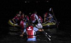 Vidusjūrā dzīvības zaudējuši vismaz 40 imigranti