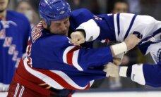 Ņujorkas 'Rangers' hokejista Būgārda nāvi izraisījis nejaušs alkohola un medikamentu kokteilis