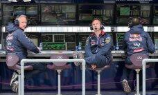 'Red Bull' komanda nepametīs F-1