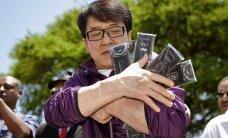 Pasaulē populārākajam ķīnietim Džekijam Čanam – 60