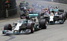 'Mercedes' F-1 komanda šosezon paredz asāku konkurenci