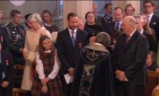 Norvēģijā svin karaļa Haralda kronēšanas 25. gadskārtu