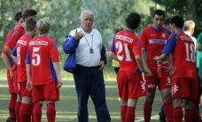'Jelgavas' futbolistiem jauns galvenais treneris