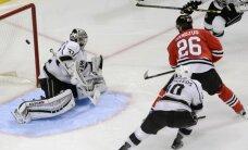 Čikāgas 'Blackhawks' pagarina NHL Rietumu konferences finālsēriju