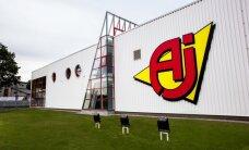 Starptautiskais koncerns 'AJ Produkti' investējis 1.5 miljonus eiro savas darbības paplašināšanā