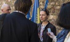 Rīgā prezentēta Nadijas Savčenko autobiogrāfiskā grāmata 'Spēcīgs vārds – Nadija'