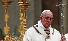 """Папа римский Франциск: """"мир отравлен духом потребления"""""""