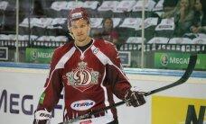 Paziņots Rīgas 'Dinamo' sastāvs izbraukuma spēlēm Kazahstānā un Sibīrijā