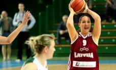 Latvijas sieviešu basketbola izlase ar maču pret Itāliju sāk EČ kvalifikācijas turnīru