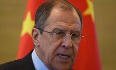 Lavrovs: Baltijas valstis ir nepateicīgas par Maskavas atļauju aiziet no PSRS