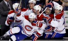 'Canadiens' no Stenlija kausa izcīņas izslēdz 'Bruins'