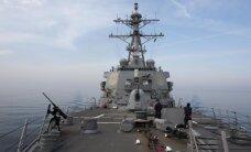 США: истребители РФ имитировали атаку на американский эсминец в Балтийском море