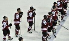 Latvijas hokeja izlase otrajā pārbaudes spēlē piedzīvo 'sauso' zaudējumu Vācijai
