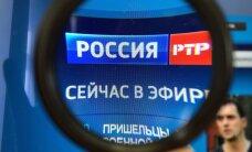 Lietuva uz trim mēnešiem aptur 'RTR Planeta' retranslāciju