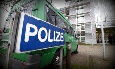 Pēc vardarbīgām sadursmēm Vācijā arestēti 120 cilvēki