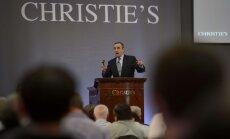 В Лондоне ограбили аукционный дом Christie's